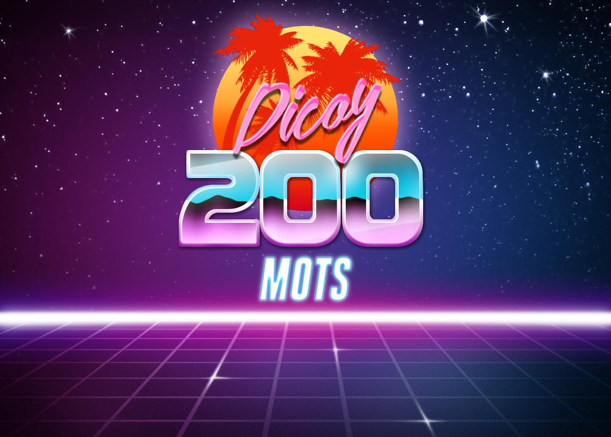 Dicoy 200 mots